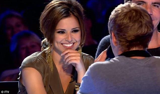 X Factor Judges 2010 X Factor 2010: Cheryl ...