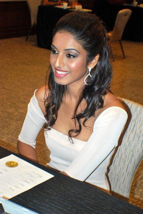 miss singapore suprantional 2011 anusha rajaseharan