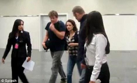 robert pattinson and kristen stewart married in brazil. Robert Pattinson and Kristen