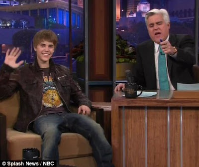 justin bieber young pics. Snubbed on air: Justin told