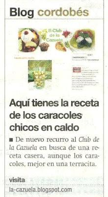 Diario Córdoba 07/04/10
