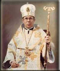 His Grace Robert Moskal, Bishop of Parma