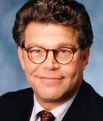 Al Franken Senate candidate on energy