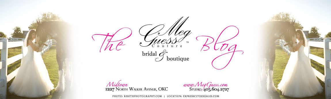 Meg Guess Couture Bridal & Boutique