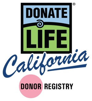 Click here for details about how you can save lives by signing up to be an organ and tissue donor.