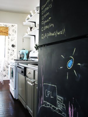 [kitchenfridge+PSH+Chalk+paint]