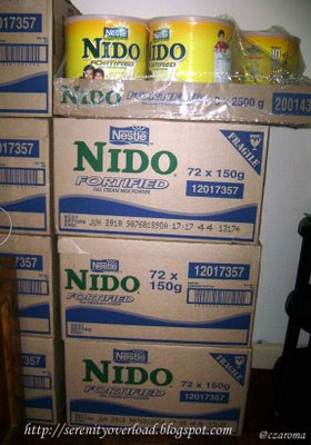 nido fortified