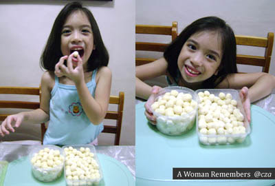 homemade no-cook pastillas