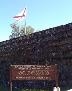 Entrada al Fuerte de Niebla
