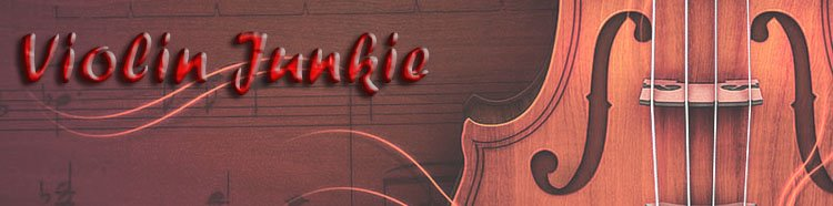 Violin Junkie