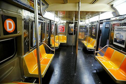 Subway nyc 5 train videos