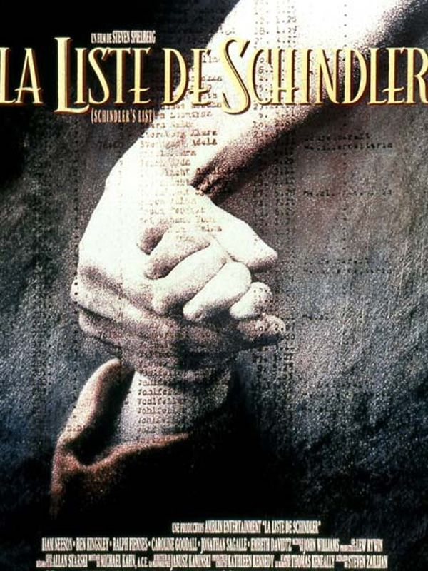 FILM La Liste de Schindler