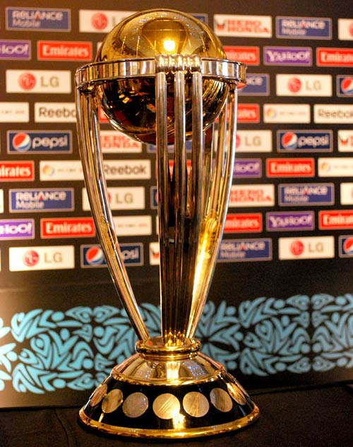 The Cricket World Cup 2011 trophy was recently unveiled in Lahore with a