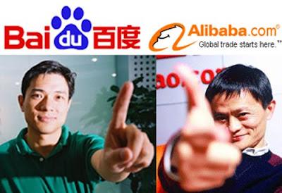 Baidu VS Alibaba