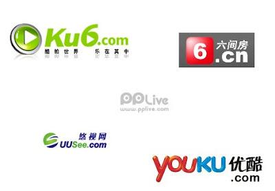China video sharing websites