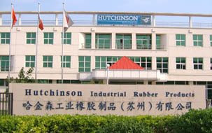 Hutchinson Industrial Rubber Products (Suzhou) Co., Ltd.