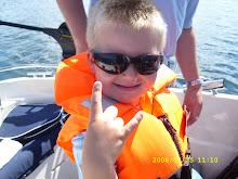Alex tycker fiske rockar......