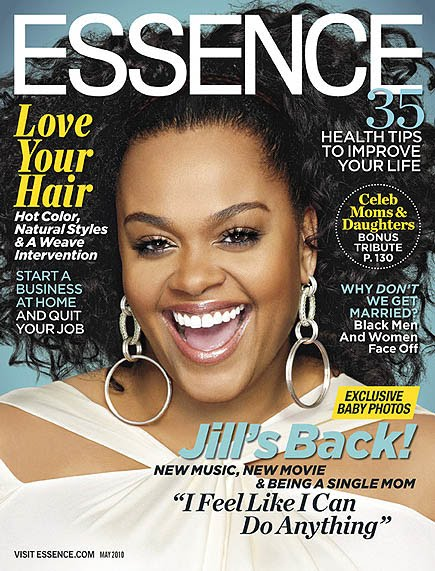 jill scott son. Jill Scott has never