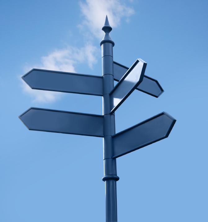 A quoi vous fait penser ce mot? (en images) - Page 4 Crossroad-signs