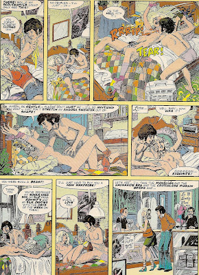 Something cartoon sex erotic comic