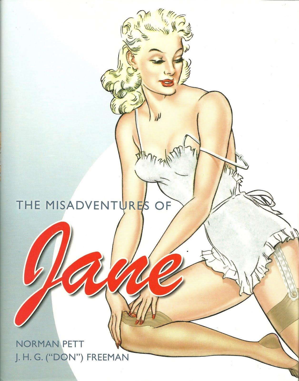 the misadventures of jane pdf
