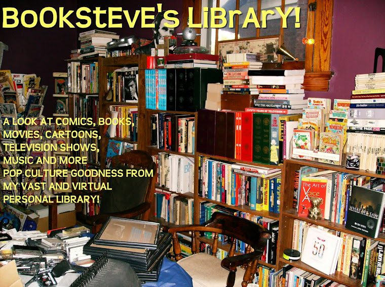BOOKSTEVE&#39;S LIBRARY