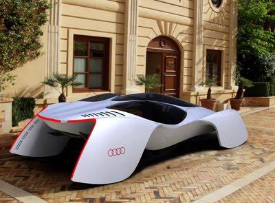 Concept cars: audi avatar