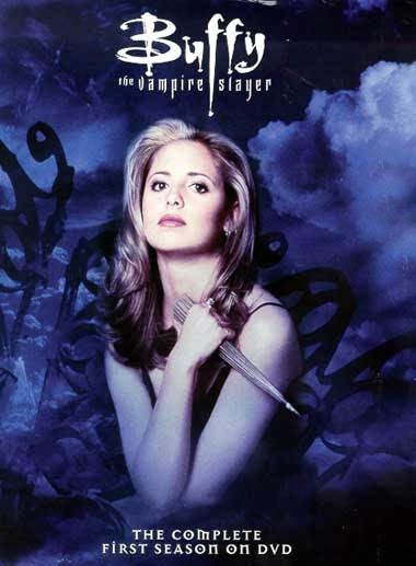 Buffy puissance 3 : Buffy nue