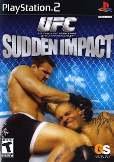 Baixar Jogos Playstation PS2 - UFC: Sudden Impact Download