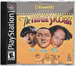 Baixar The Three Stooge PS1 Download grátis