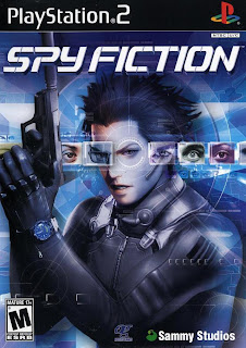 Baixar Spy Fiction: PS2 Download Games Grátis