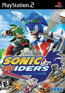 Baixar Sonic Riders: PS2 Download Games Grátis