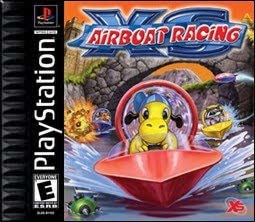 Super Compactado XS Airboat Racing PS1