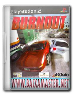 Torrent Super Compactado Burnout PS2