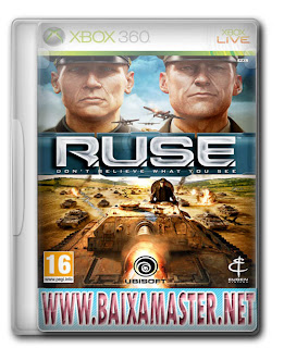 Baixar Download RUSE The Art Of Deception: Xbox 360 Download Games Grátis