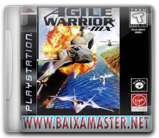 download Agile Warrior F111X PS1
