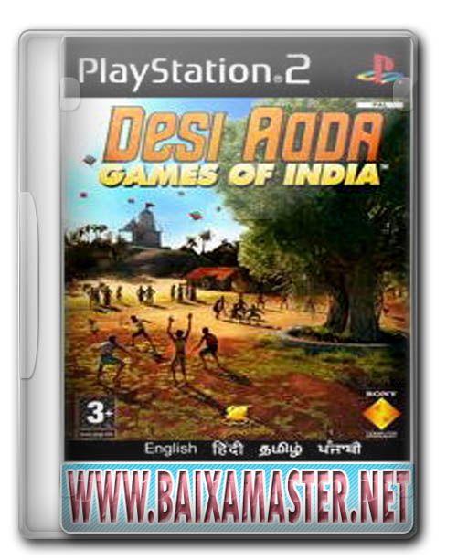 Torrent Super Compactado Desi Adda Games of India PS2