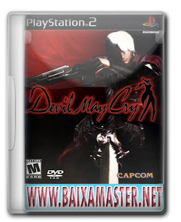 Baixar Devil May Cry 1: PS2 Download Games Grátis