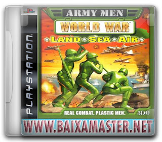 download Army Men World War Land Sea Air PS1