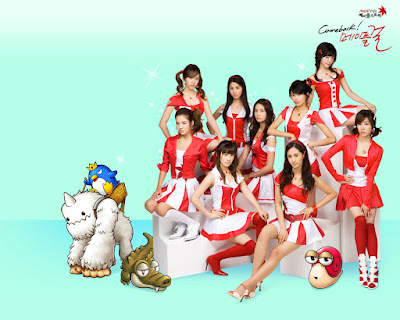 Snsd Girls Generation Wallpaper. snsd girls generation