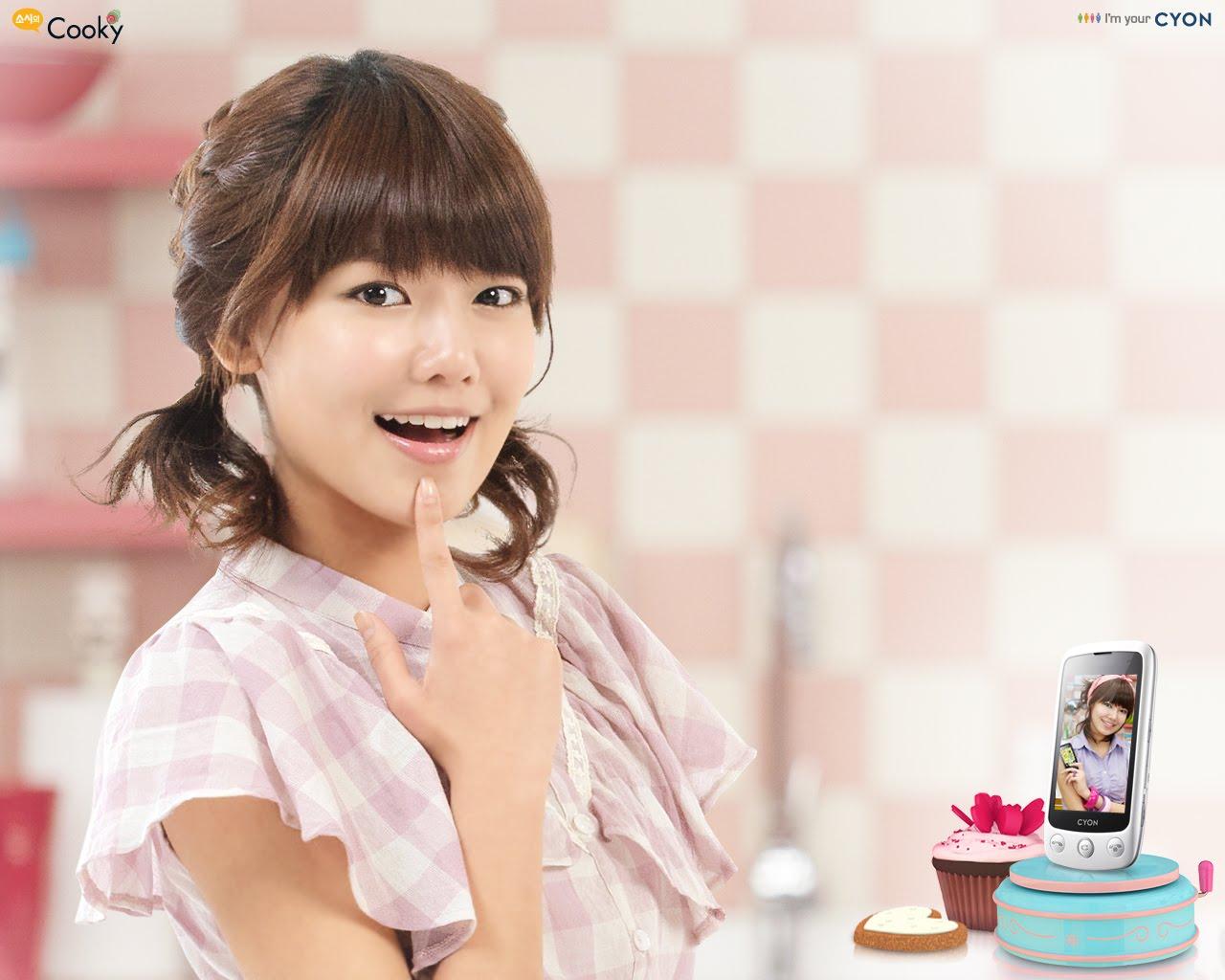Nyuh Shi Dae] Cooky @ CYONWallpaper Girls' Generation [So Nyuh Shi Dae ...
