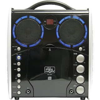 boy karaoke machine