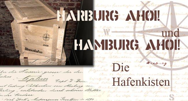 Harburg Ahoi! Die Binnenhafenkiste