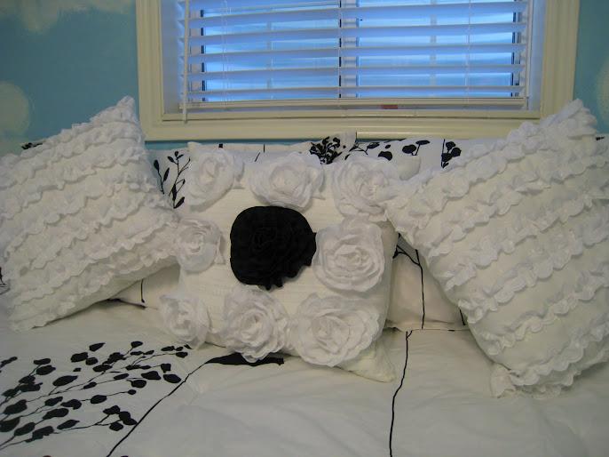 #3 Pillow Ideas