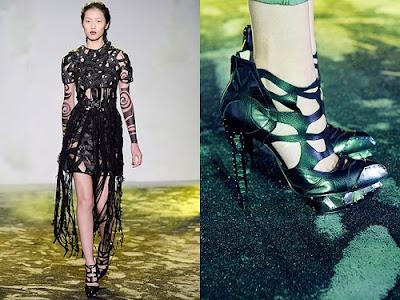 Nicholas Kirkwood: Zapatos para la primavera 2010
