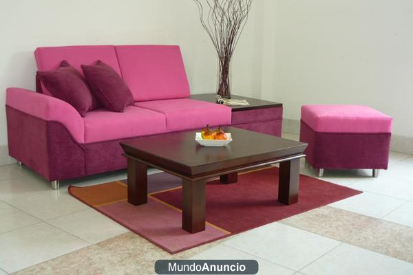 F brica de muebles rosmil muebles de sala for Disenos de muebles para sala modernos