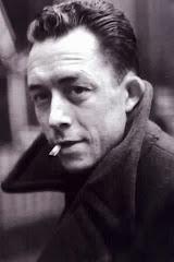Albert Camus (1913-1960), por Henry Cartier-Bresson em 1947
