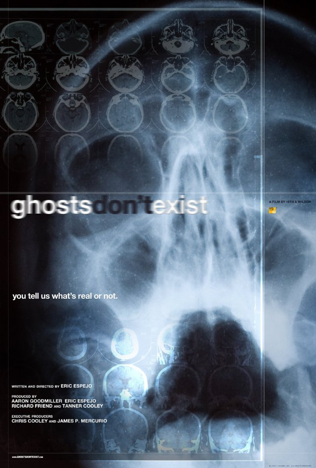 Ghosts Don't Exist 2010