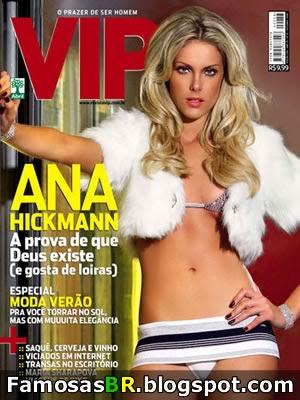 Ana Hickman - VIP