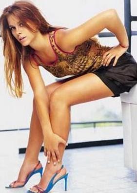 Pelada Carolina Dieckman Dieckmann Playboy Fotos